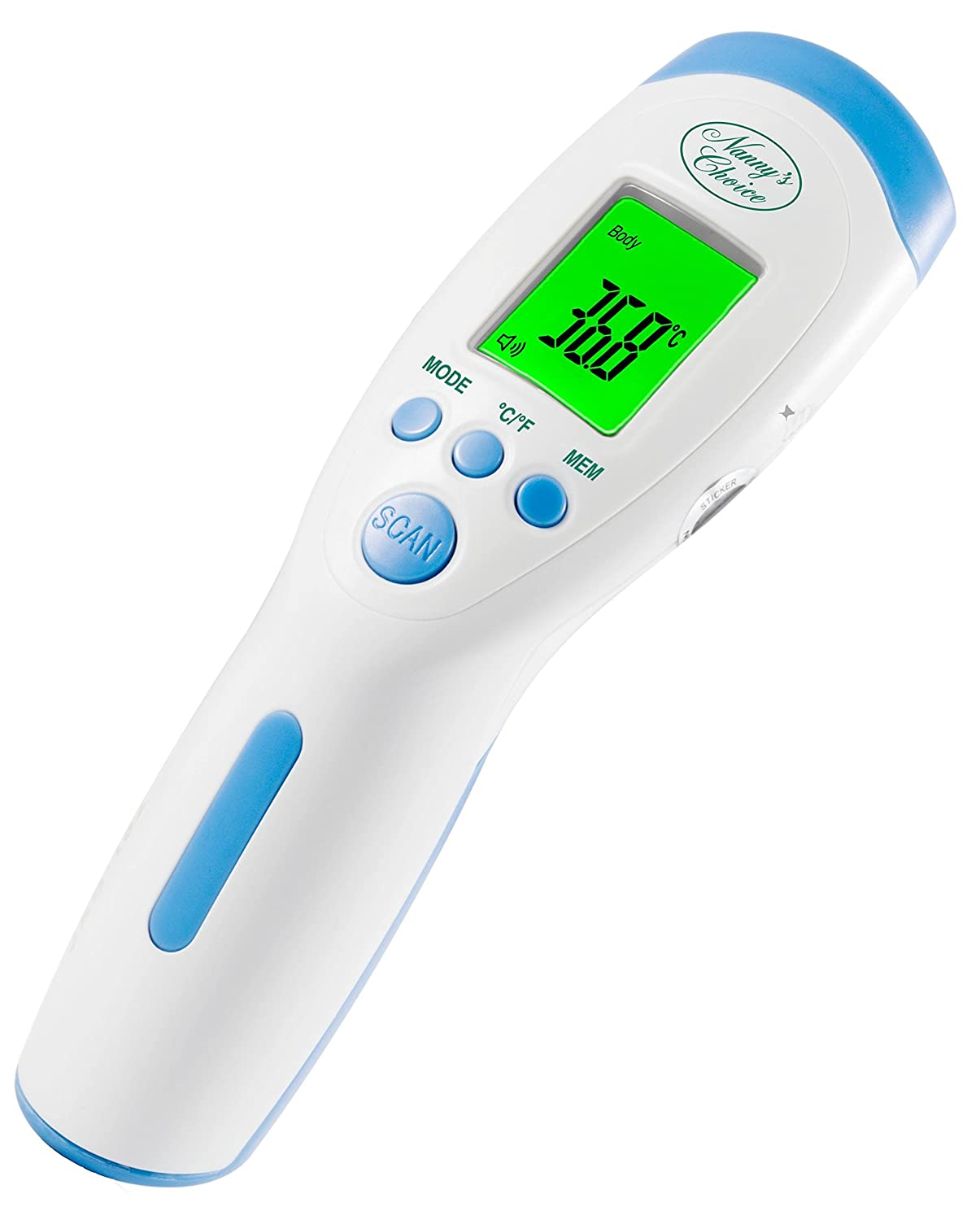 Nanny's Choice Forehead Thermometer