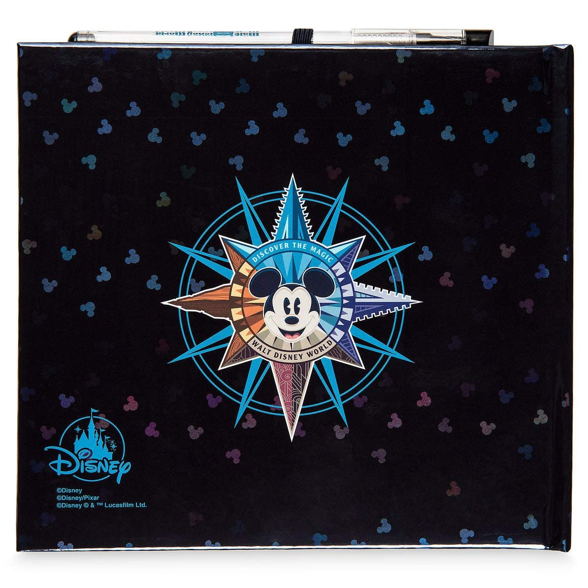 Disney World Discover the Magic Autograph//Photo Book