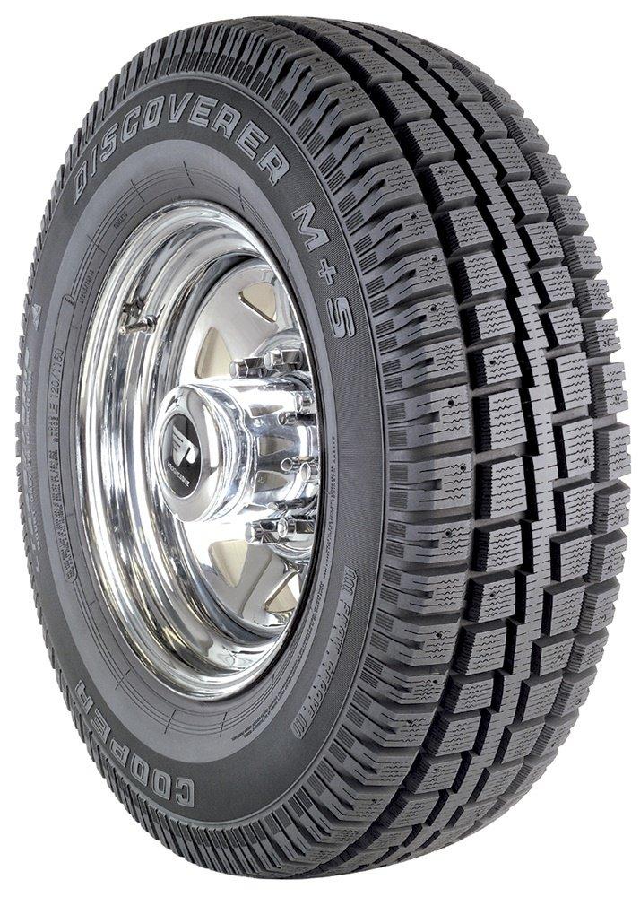 Cooper Discoverer M+S Winter Radial Tire - 235/75R16 108S 90000002999