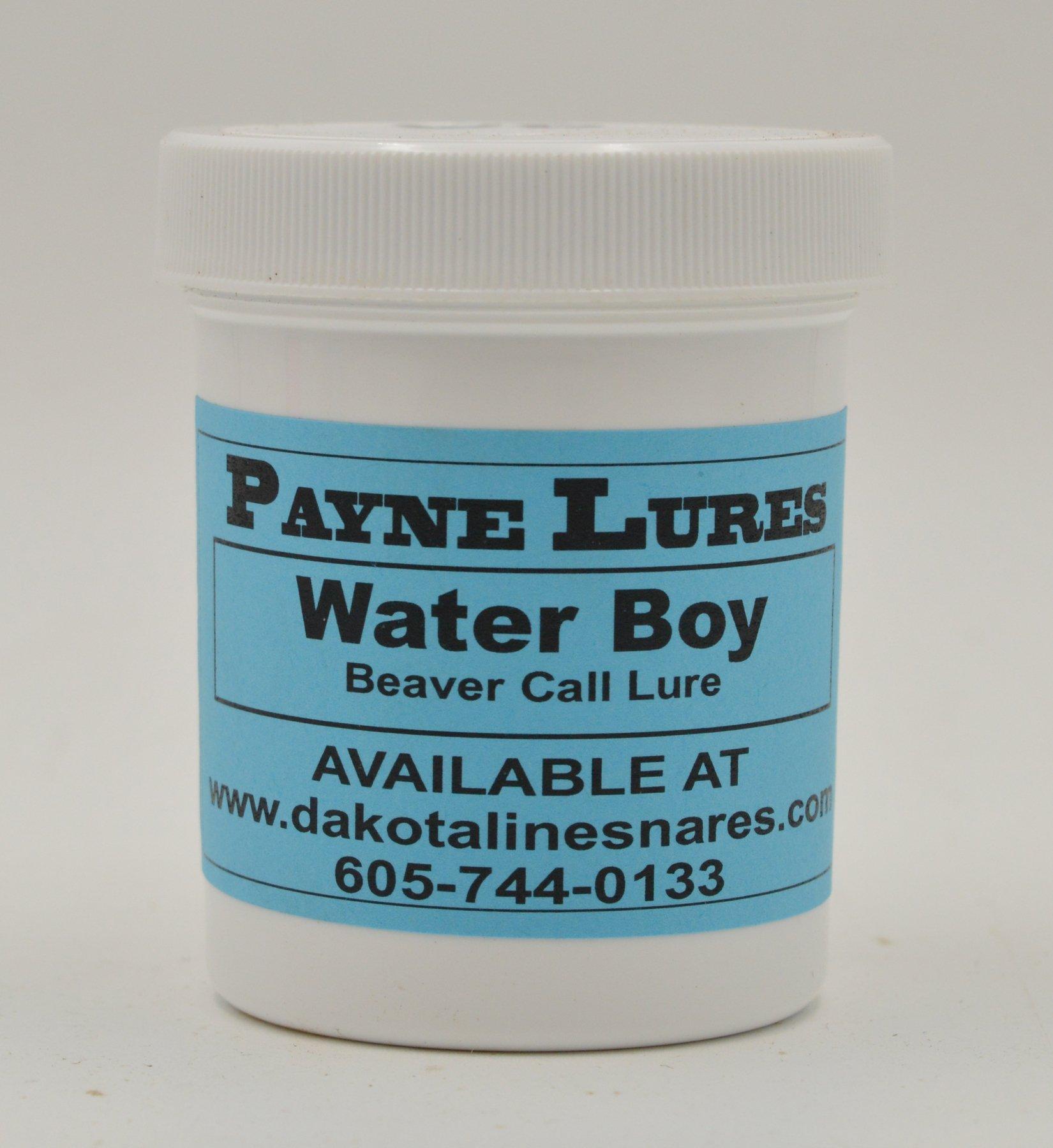 1 - 4 oz. Payne WATER BOY Beaver Call Lure