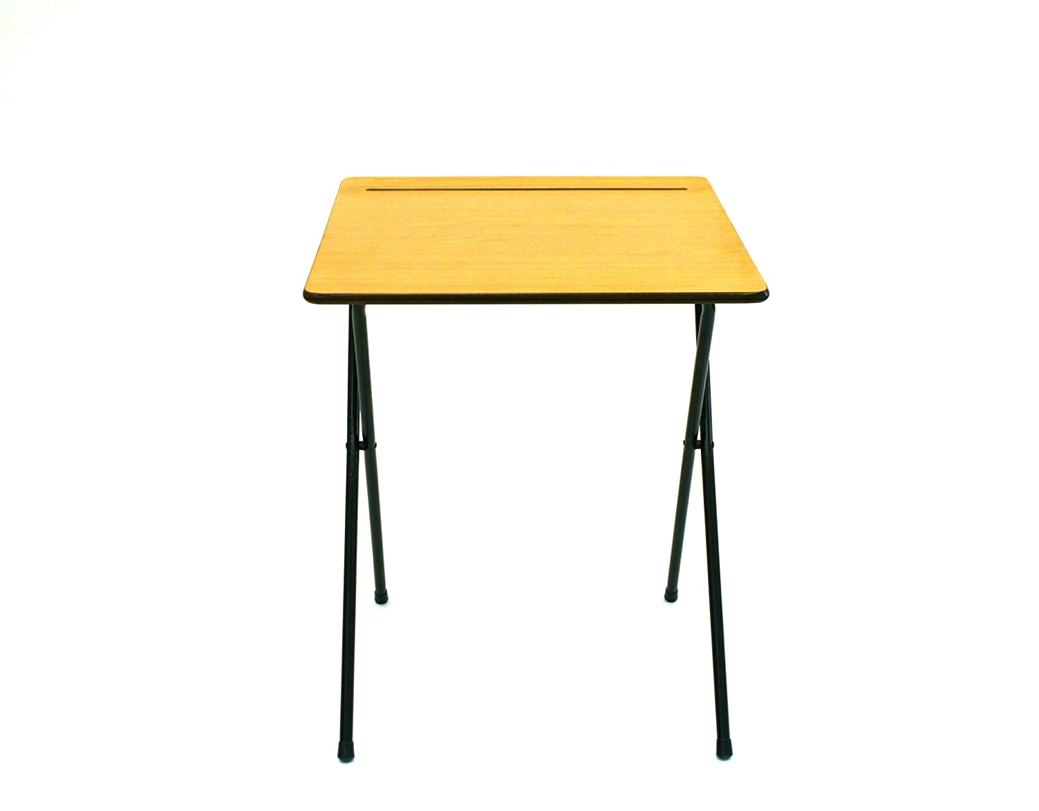 foldable office table. Folding Exam Desk, Table, School Desk: Amazon.co.uk: Office Products Foldable Table L