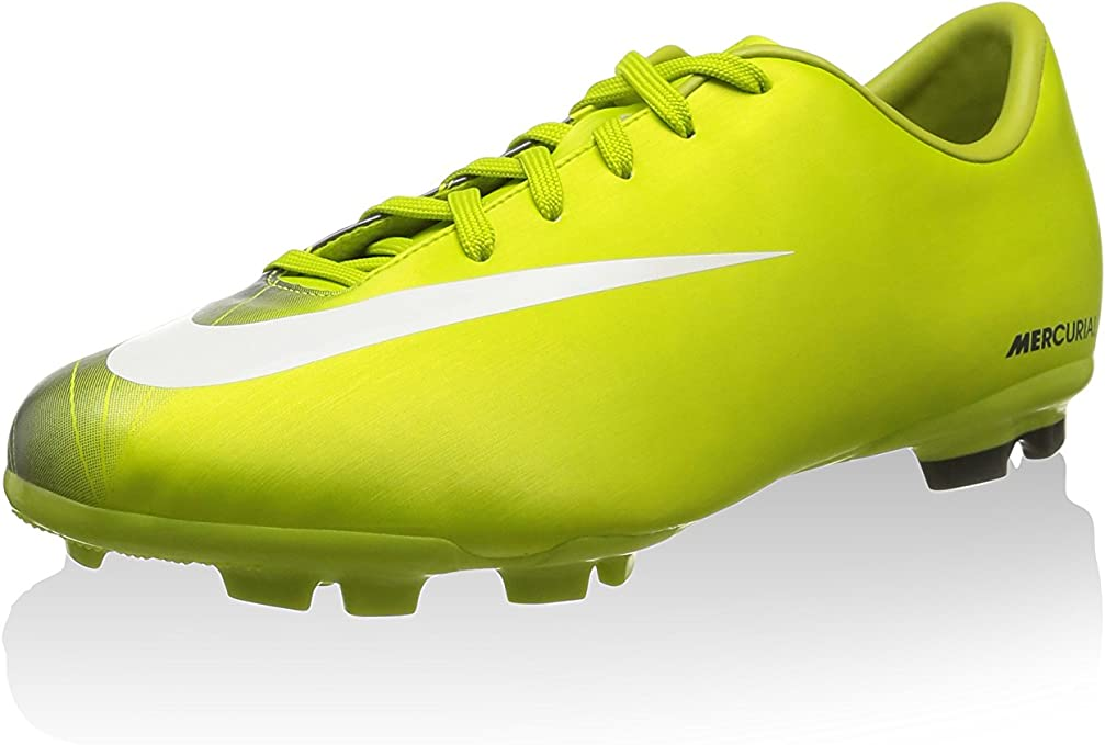 violento tiempo Industrial  Nike Boys' Football Boots Yellow Fluorescent Yellow 38 EU (5.5Y US):  Amazon.co.uk: Shoes & Bags