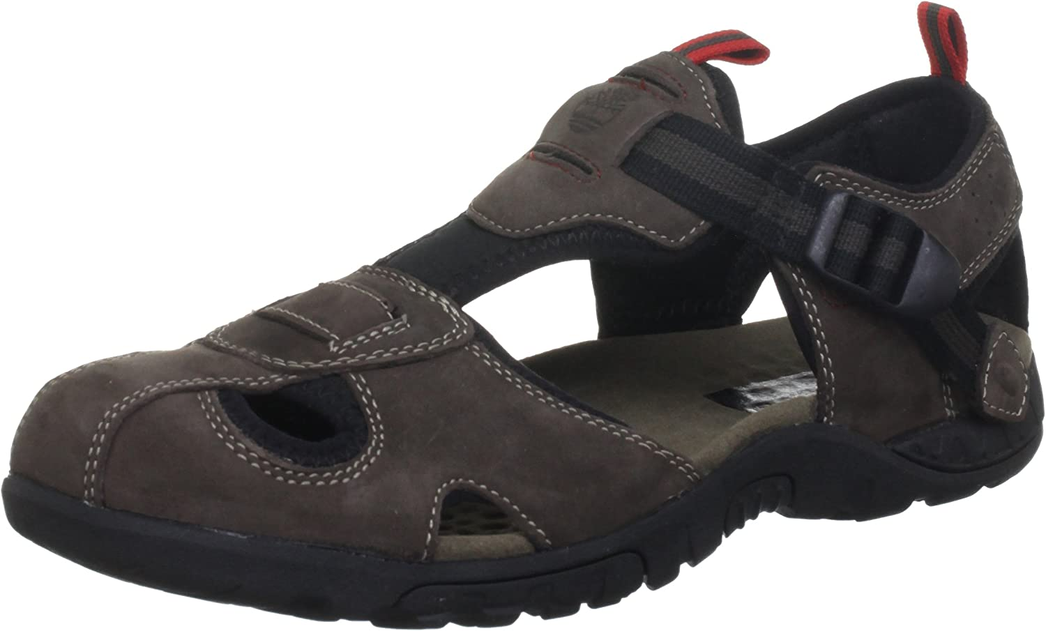 Hacia atrás carrera novia  Timberland Earthkeepers Front Country Sport Toe Mens Sandals Brown:  Amazon.ca: Shoes & Handbags