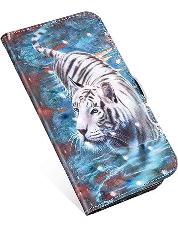 MoreChioce iPhone 8 Plus Leather Case,iPhone 7 Plus Wallet Case, Novelty Fashion 3D
