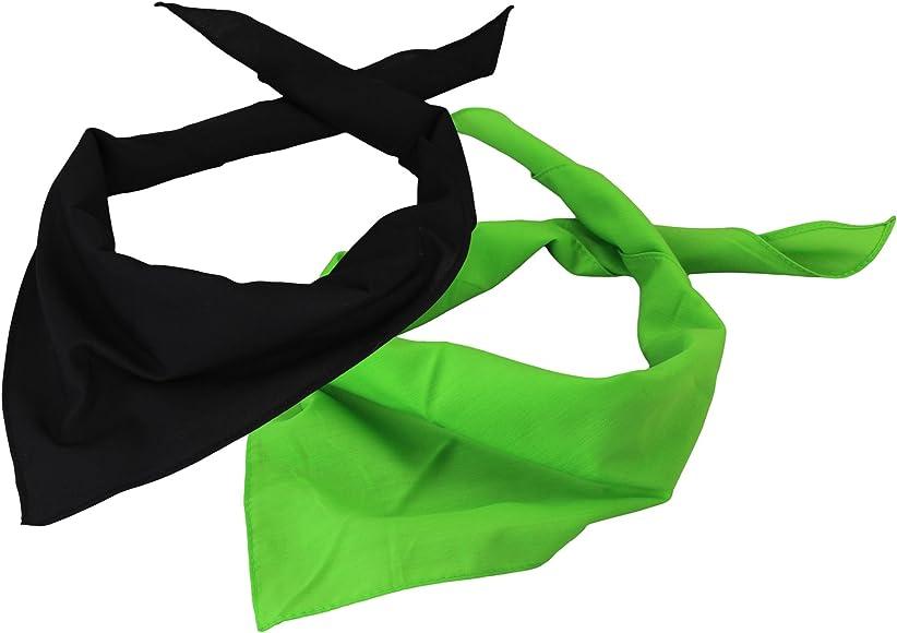 Alex Flittner Designs Triangular Bandana bufanda/pañuelo ...