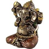 "2"" Mini Ganesh Hindu Elephant God of Success - Good Protection!"