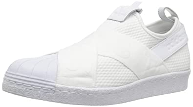 innovative design 53bf3 253e1 adidas Originals Women's Superstar Slipon W Sneaker Running Shoe