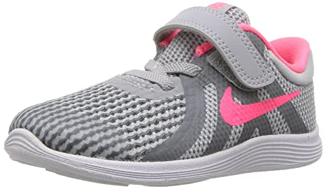 e53a428d89361 Image Unavailable. Image not available for. Colour  Nike Girls  Revolution 4  (TDV) Running Shoe ...
