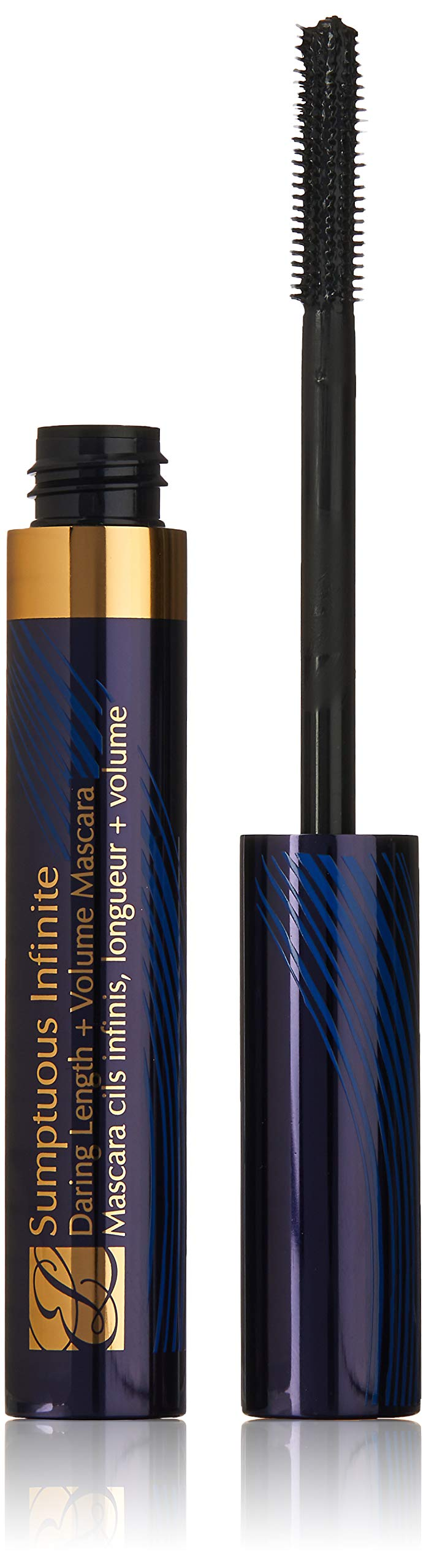 Estee Lauder Sumptuous Infinite Daring Length plus Volume Mascara, 0.21 Ounce