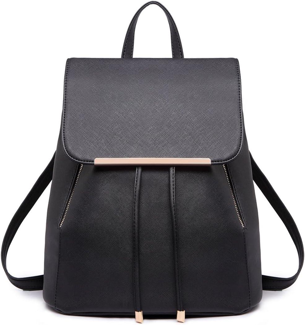 Miss Lulu Rucksack Daypack Damen Tasche Umhängetasche Schulrucksäcke: Amazon.de: Koffer - Rucksack Tasche Damen