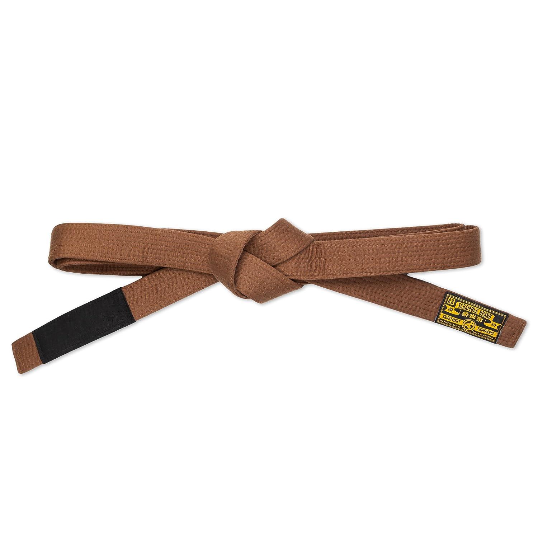 Scramble BJJ Belt V3 - Brown
