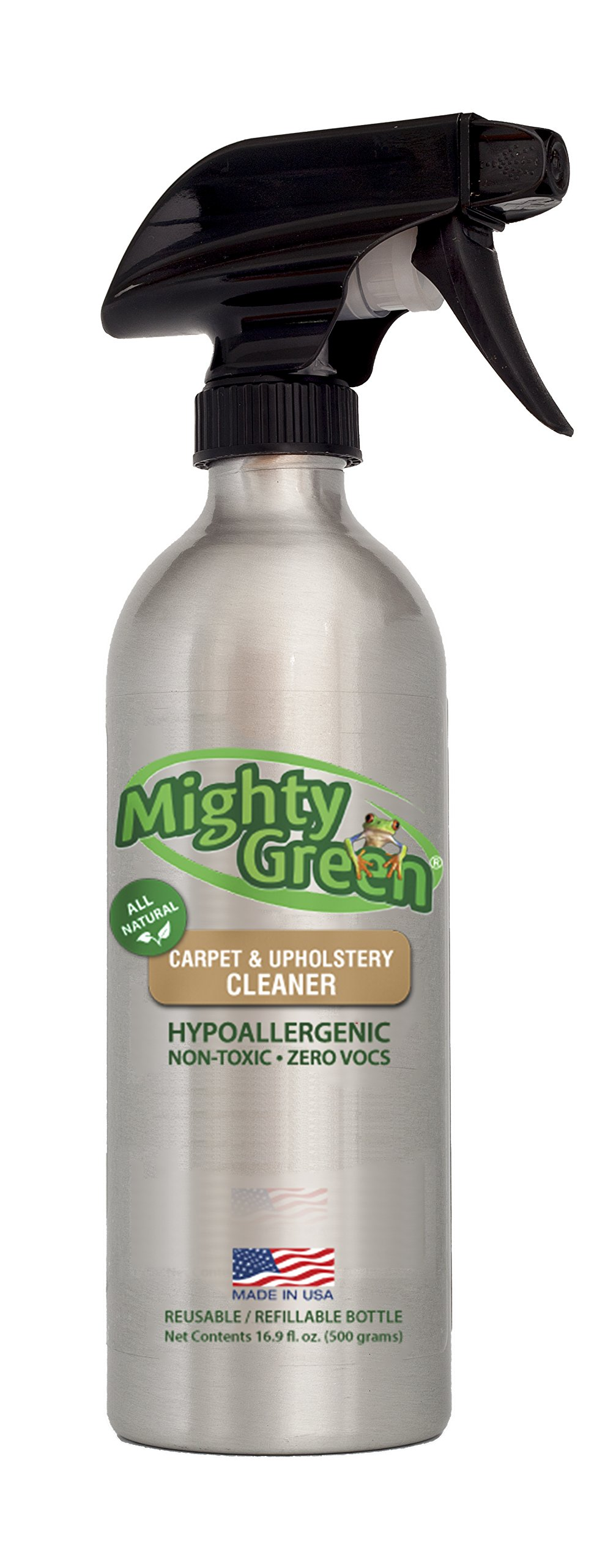 Mighty Green Carpet & Upholstery Cleaner
