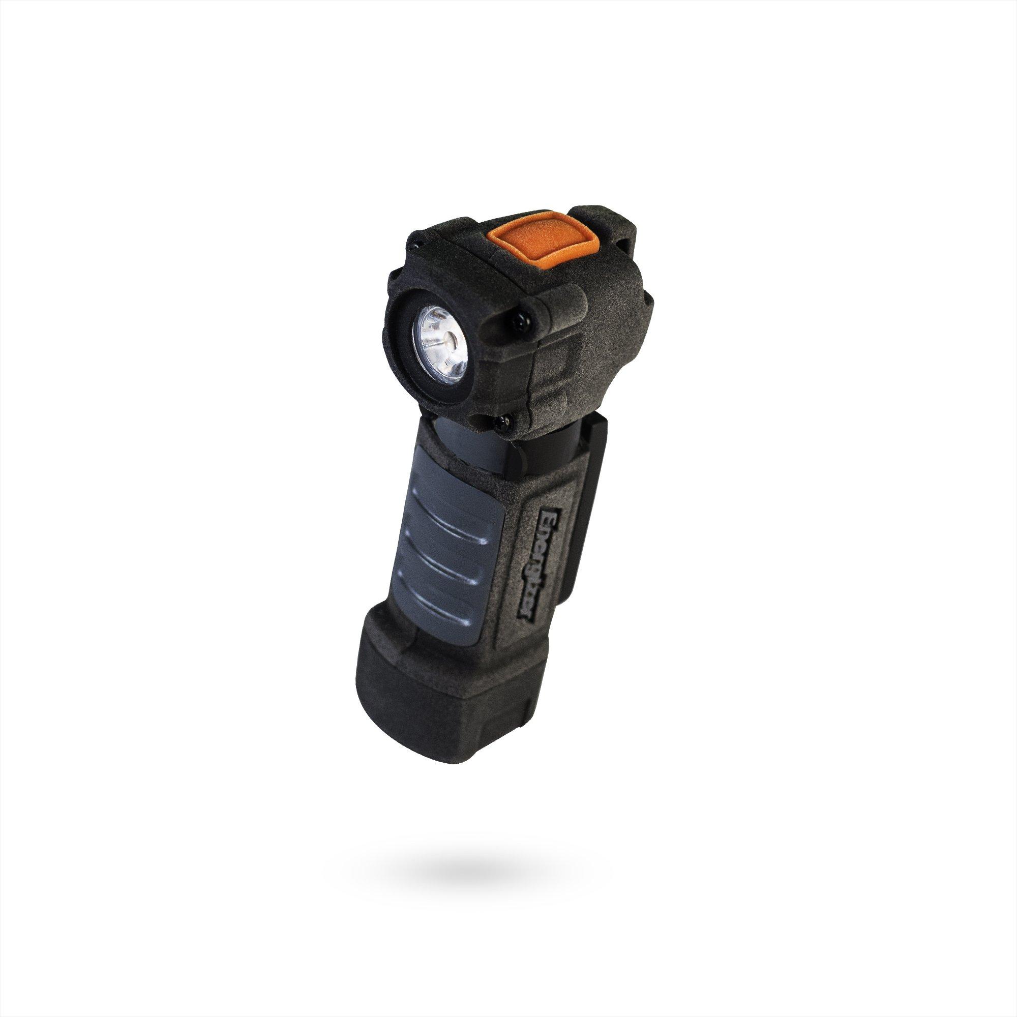 Energizer LED AA Magnetic Flashlight, Multi-Use Hard Case Light, 75 Lumens (Batteries Included) by Energizer Lighting