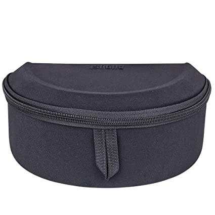 Amazon.com  Folding Over Ear Headphone Case - Travel Bag Bluetooth Wireless  Stereo Headphones (For EP640  650) …  Home Audio   Theater 365425b5e2