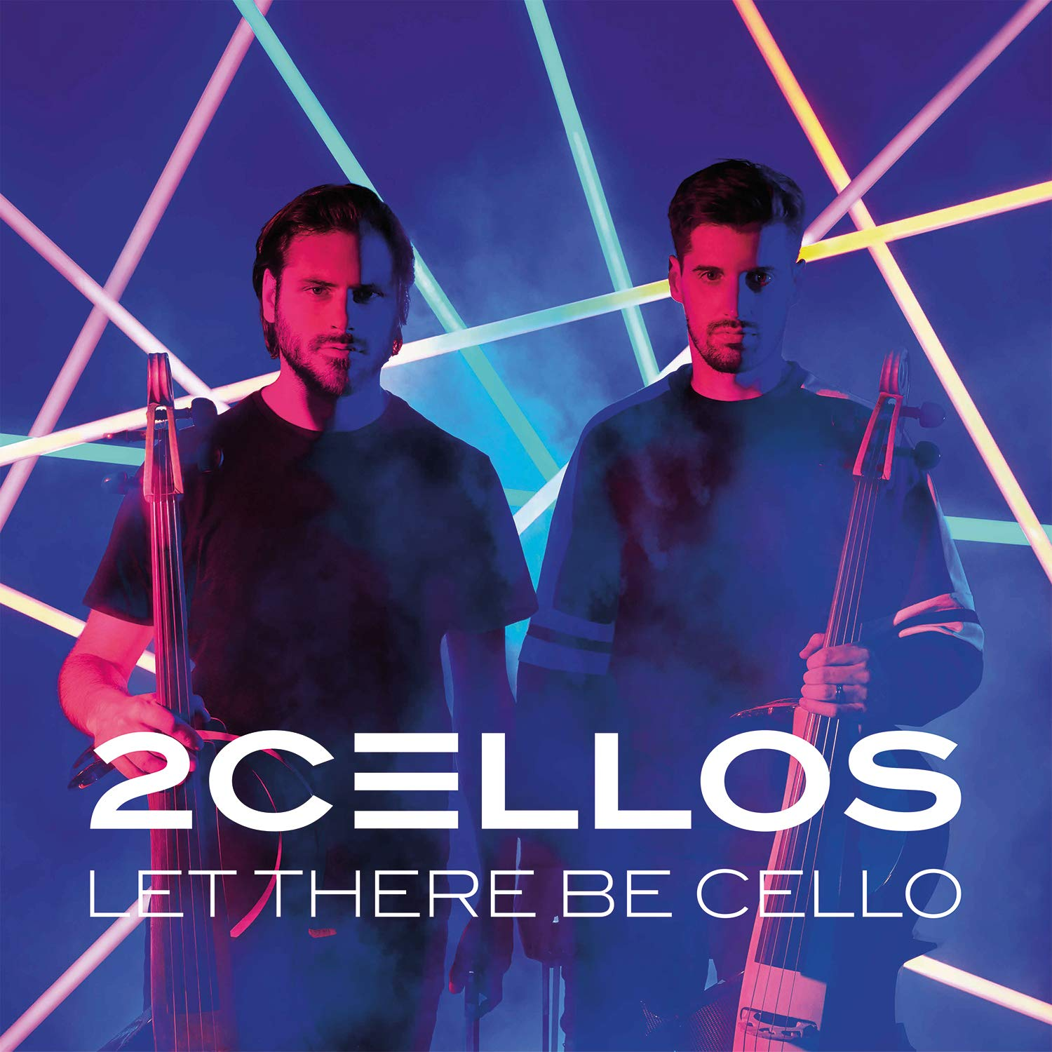 Vinilo : 2Cellos - Let There Be Cello (Blue, Limited Edition, 180 Gram Vinyl, Gatefold LP Jacket)