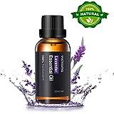 VicTsing Huile Essentielle de Lavande 30ml, 100% Pure et Naturelle pour Vous Détendre et Améliorer Votre Sommeil