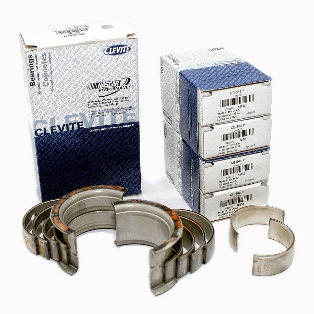 Clevite Std Rod & Main Bearing Set Chevy 4.8L 5.3L 5.7L 6.0L 6.2L LS Series (STD sizes) Clevite 77