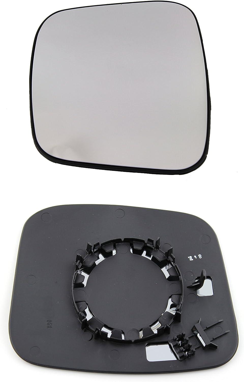 TarosTrade 57-0319-R-48104 Mirror Glass Heated