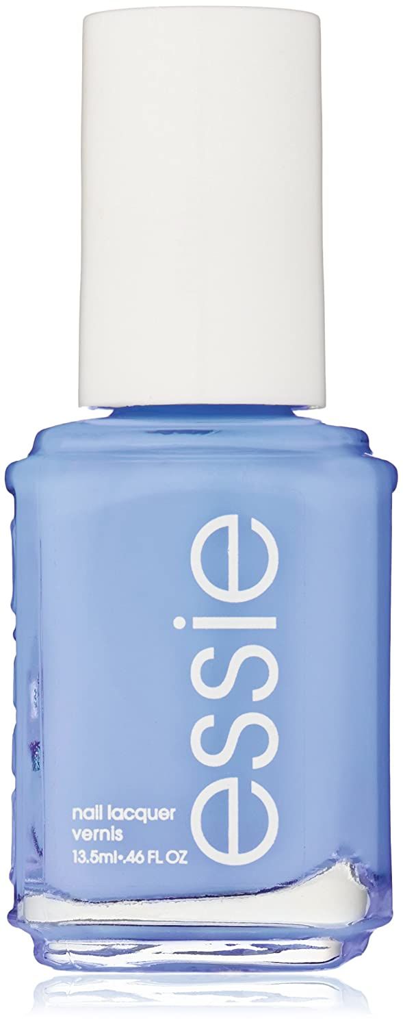 Amazon.com : essie nail polish, pret-a-surfer, blue nail polish ...