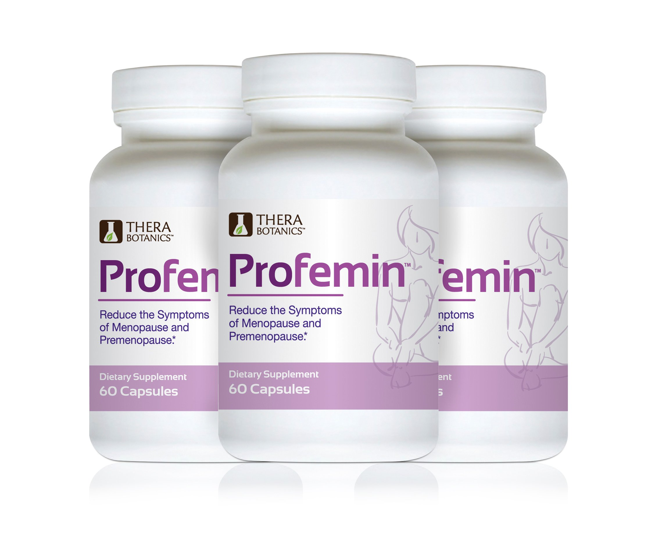 Profemin Natural Menopause & Premenopause Supplement - 3 Month Supply