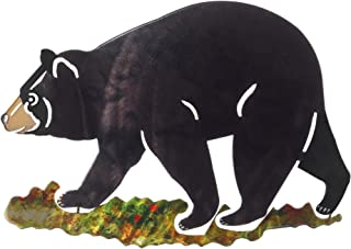 product image for Next Innovations Black Small Bear Wall Art