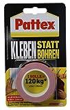 Pattex PXMT2 Montage Klebeband superstark 1.5 m, Kleben statt Bohren