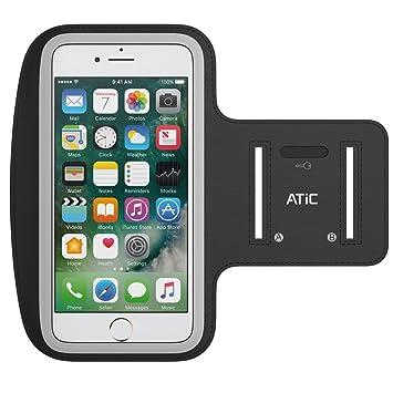 5b893718aa Amazon | iPhone 7 Plus アームバンド - ATiC iPhone X/iPhone 8 Plus ...