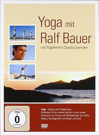 Yoga mit Ralf Bauer [Alemania] [DVD]: Amazon.es: Ralf Bauer ...