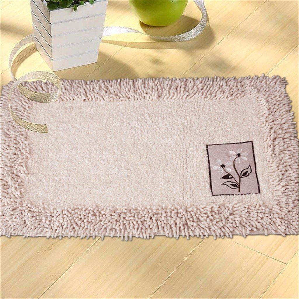 QIANMO Colchón Carpet colchones colchón colchones colchones Alfombras alfombras Alfombras alfombras Cocina Cojines Bordados Parches Color café Superficial ...