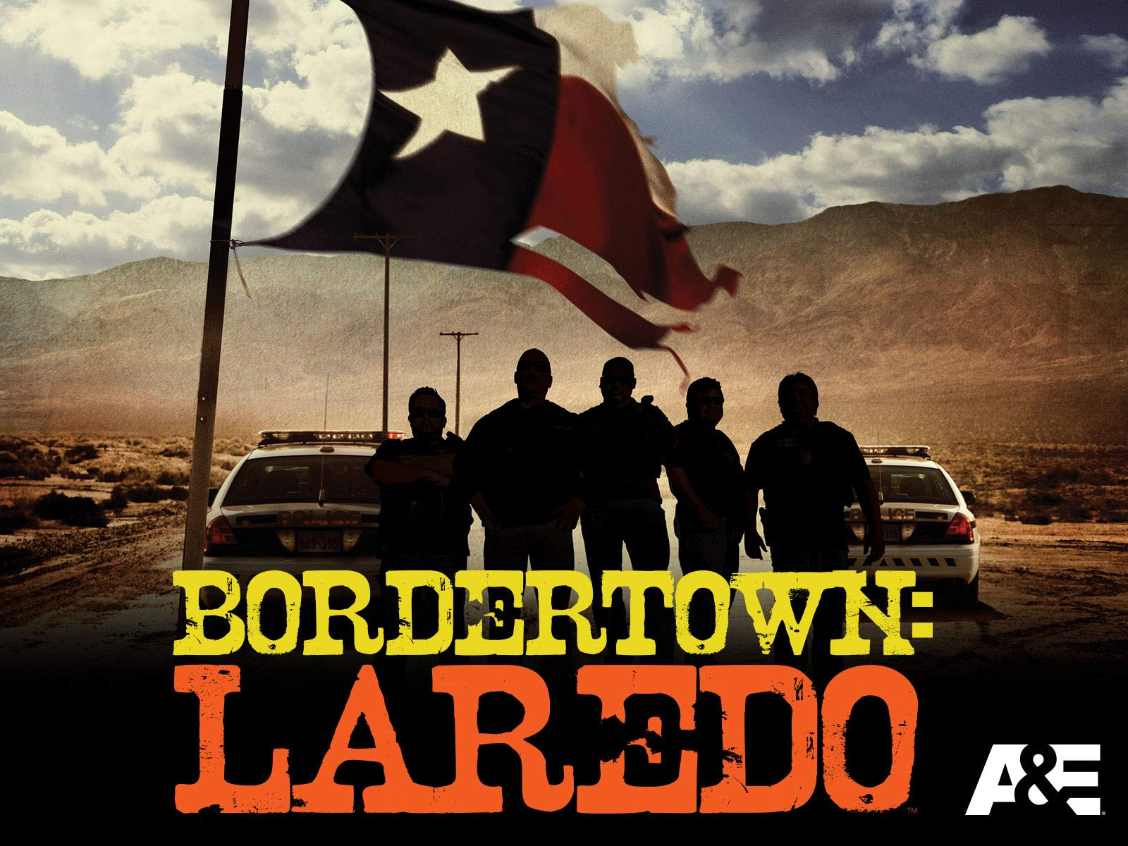 Bordertown: Laredo - Season 1