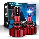 Mainstayae H1 H4 H7 H11 9005 9006 Car LED Headlight Bulbs Conversion Kit 10000LM 60W/set 6000K Automobiles Led Lights…