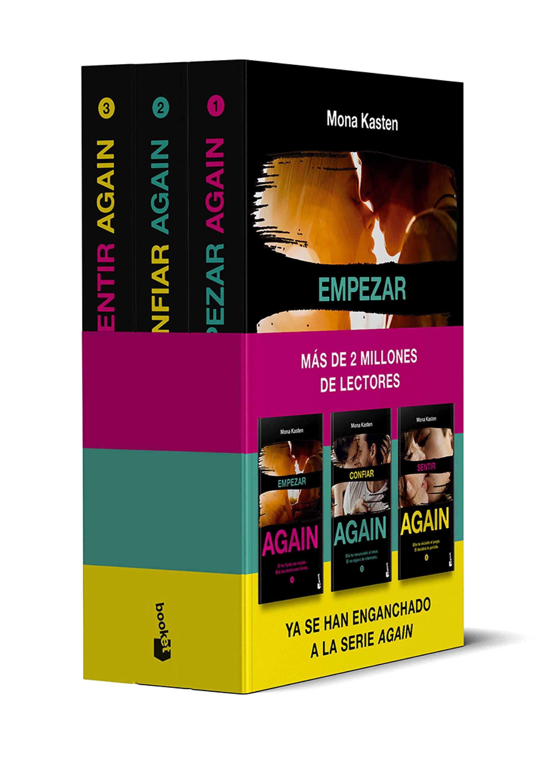 Pack Again (Bestseller): Amazon.es: Kasten, Mona, Vitó i ...