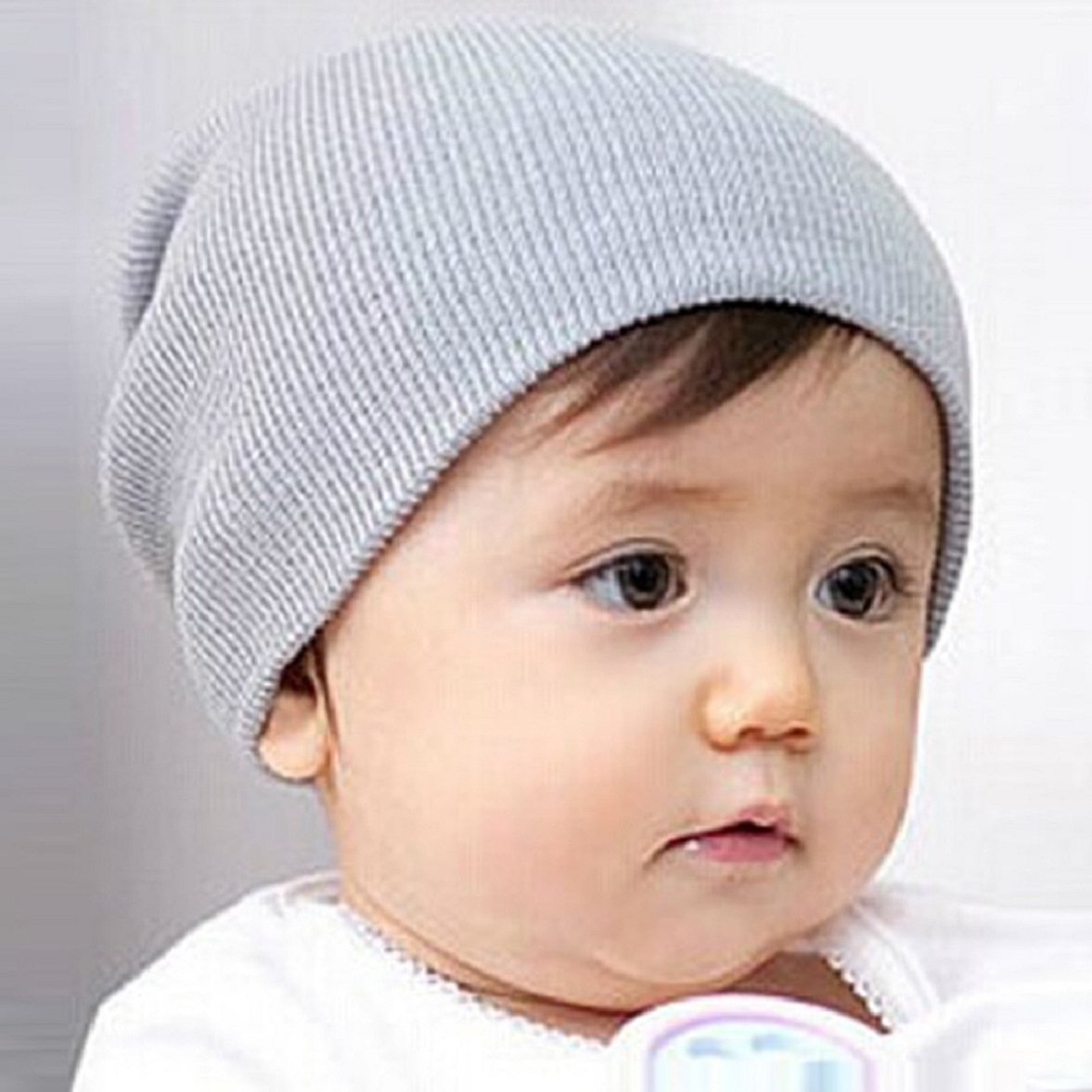 Amison Baby Beanie Boy Girls Soft Hat Children Winter Warm Kids Cap