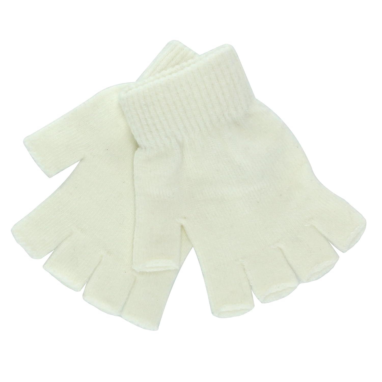 SO Fingerless Gloves for Girls - One Size