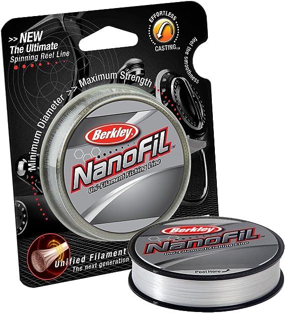 Berkley Nanofil ENF27014-CM - Hilo de Pesca (0,12 mm x 270 m ...
