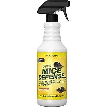 Amazon.com : All Natural Rodent Repellent Spray -Indoor