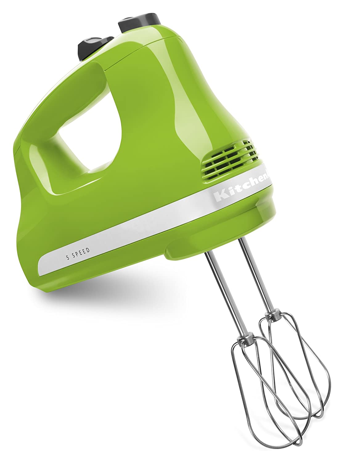 kitchen aid khm512ga 5 speed hand mixer green apple amazon ca