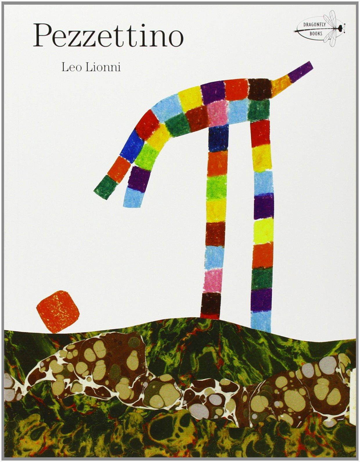 Pezzettino - Leo Lionni ile ilgili görsel sonucu