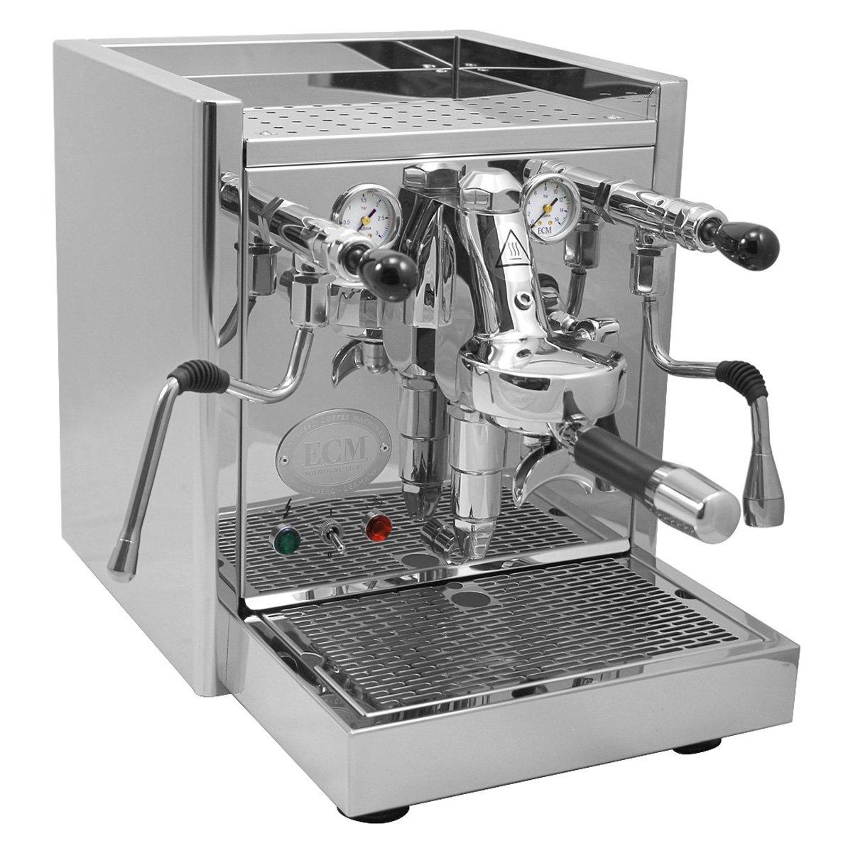 ECM 85344 Technika profesional WA Cafetera expreso con agua ...