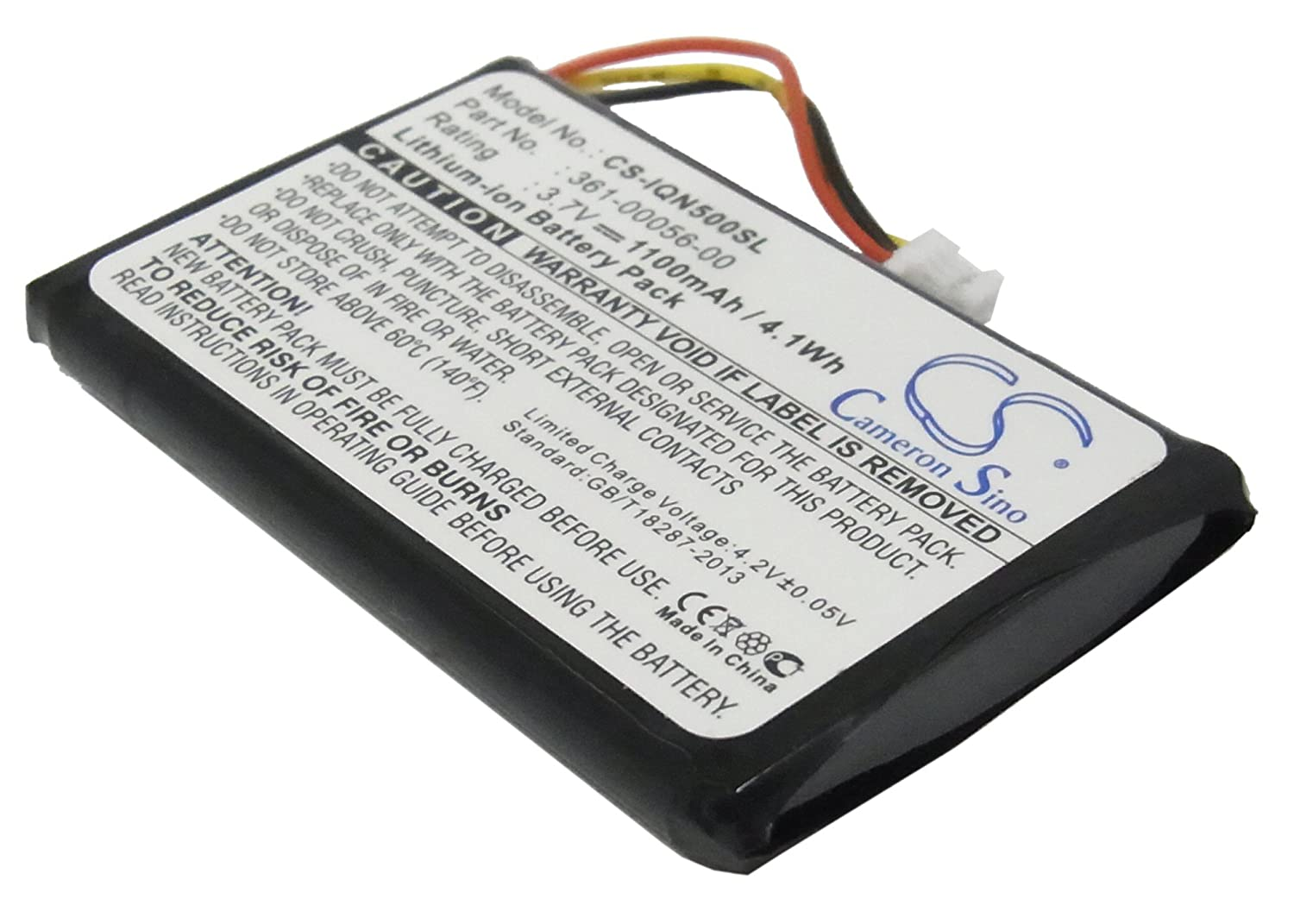 VINTRONS Replacement Battery For GARMIN Nuvi 40LM, Nuvi 50, Nuvi 50LM, Nuvi 40