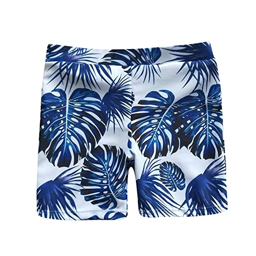 29dc1f81cd8b7 Amazon.com: Family Matching Swimsuit 2019 New Leaves Printing Off Shoulder  Flounce Ruffled Swimwear Bathing Suits: Clothing