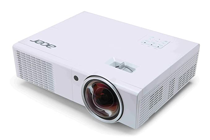Acer S1370WHn - Proyector DLP (1280 x 800), blanco: Amazon.es ...
