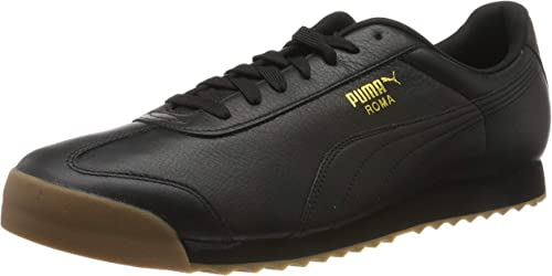 Puma Roma Classic Gum, Baskets Basses Mixte Adulte