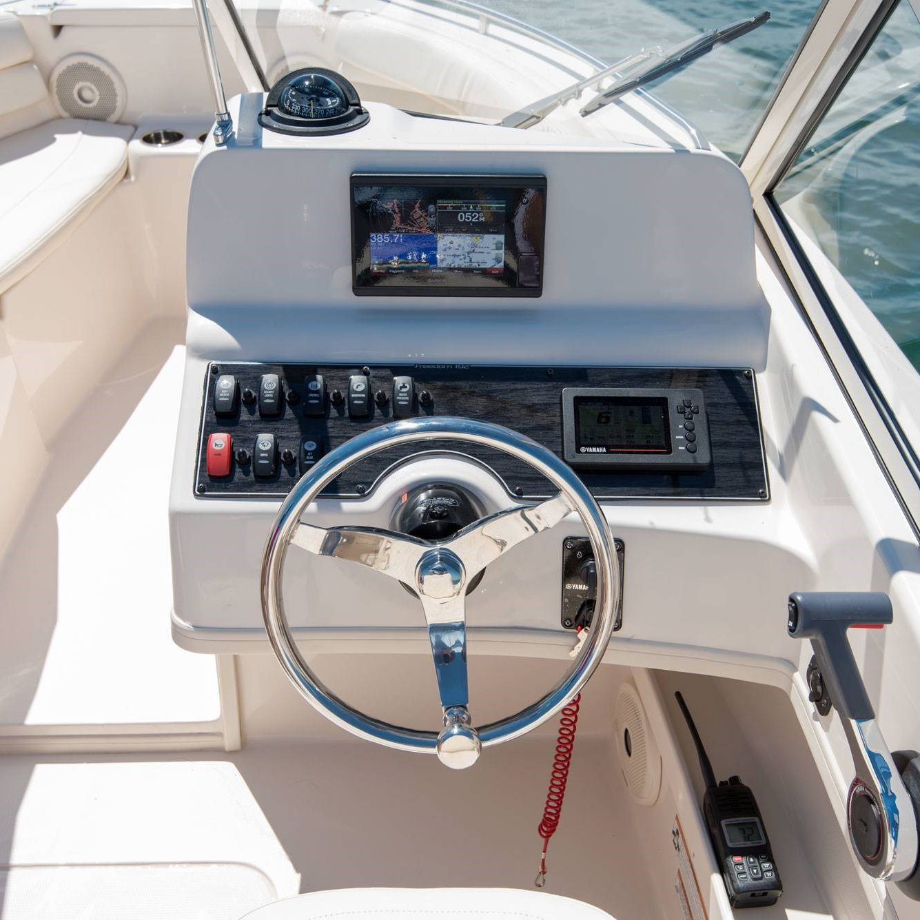 Sierra International 62369P Sahara Outboards Up - Down Dial