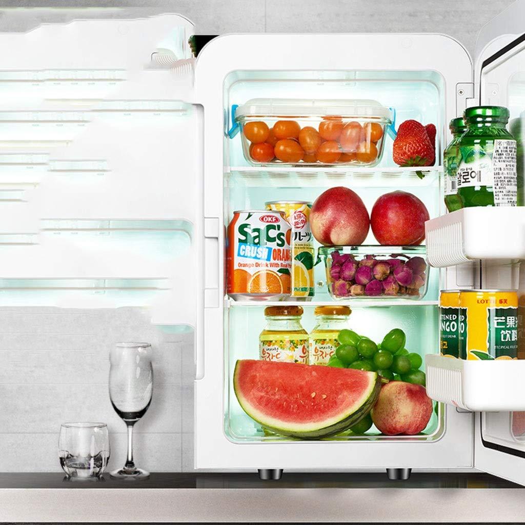 Outdoor Refrigerators Household Portable Refrigerator Insulin Refrigerator Portable Household Medicine Refrigerator Car Travel 20L (Color : Gray, Size : 292941cm) by Outdoor Refrigerators (Image #5)