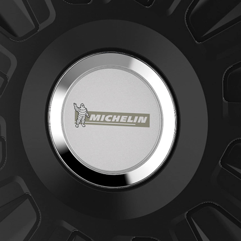13/pouces 4/pi/èces 33,02 cm avec syst/ème r/éflecteur N.V.S. noirs Michelin 92008 Kit denjoliveurs Fabienne