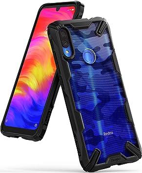 Ringke Fusion-X Diseñado para Funda Redmi Note 7, Funda Redmi Note ...