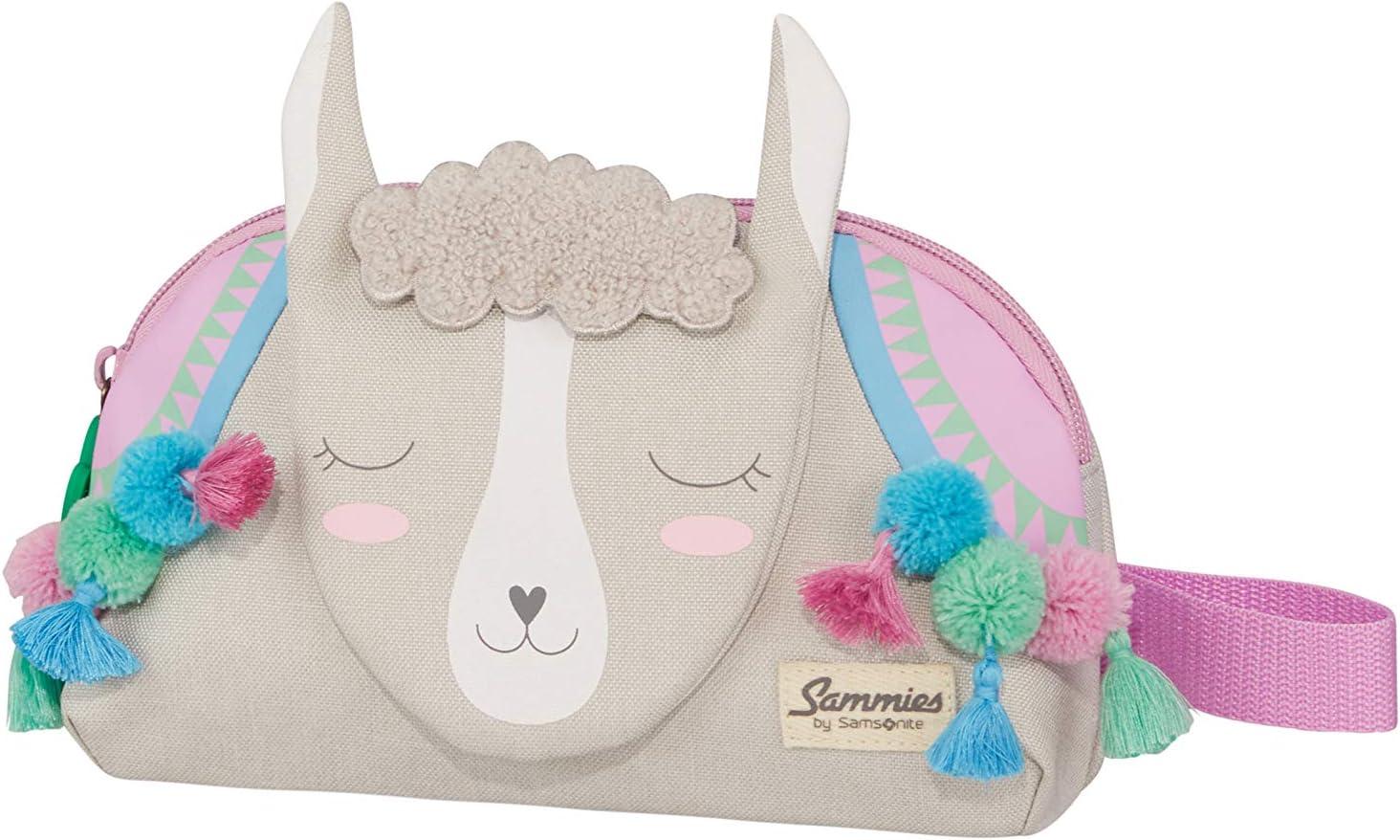 Samsonite Happy Sammies Kulturbeutel Alpaca Aubrie