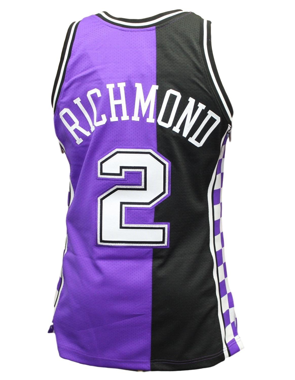 068f326e0 Amazon.com   Mitchell   Ness Mitch Richmond Sacramento Kings Authentic 1994- 95 NBA Jersey   Sports   Outdoors