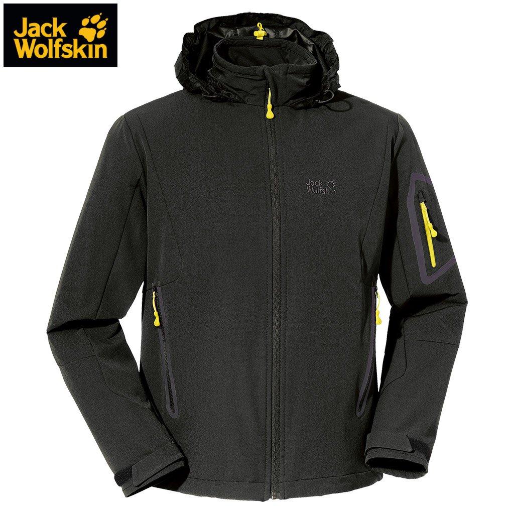 Jack Wolfskin MUDDY PASS XT JACKET MEN SOFTSHELL Jacke